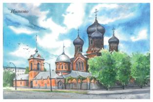 """Иваново """"Свято-Введенский женский монастырь"""""""