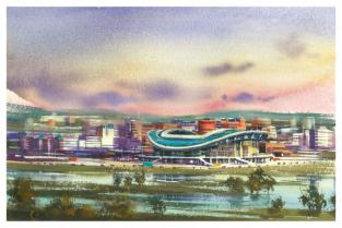 Стадион Казань